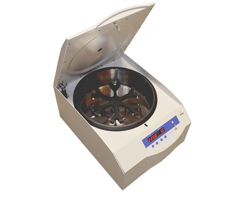 CENTRIFUGA DIGITAL PARA CITOLOGIA COM PAINEL DE LED 2200 RPM BIVOLT - DTC-2200-BI DAIKI