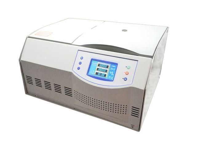 CENTRIFUGA DIGITAL REFRIGERADA -20+40°C MULTIROTORES VELOCIDADE 16000 RPM DTR-16000-BI
