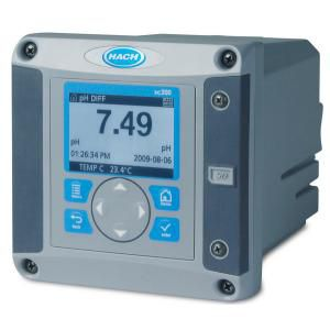 CONTROLADOR SC200, HART, 1 DIG, 100-240VCA LXV404.99.05502 HACH