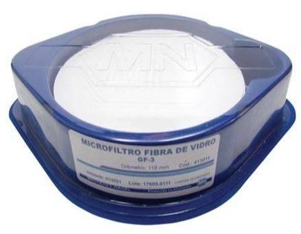 MICROFILTRO EM FIBRA DE VIDRO GF-3 MACHEREY-NAGEL