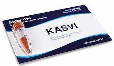 CORANTE NÃO MUTAGÊNICO SAFER. FRASCO COM 1 ML - K9-16C KASVI