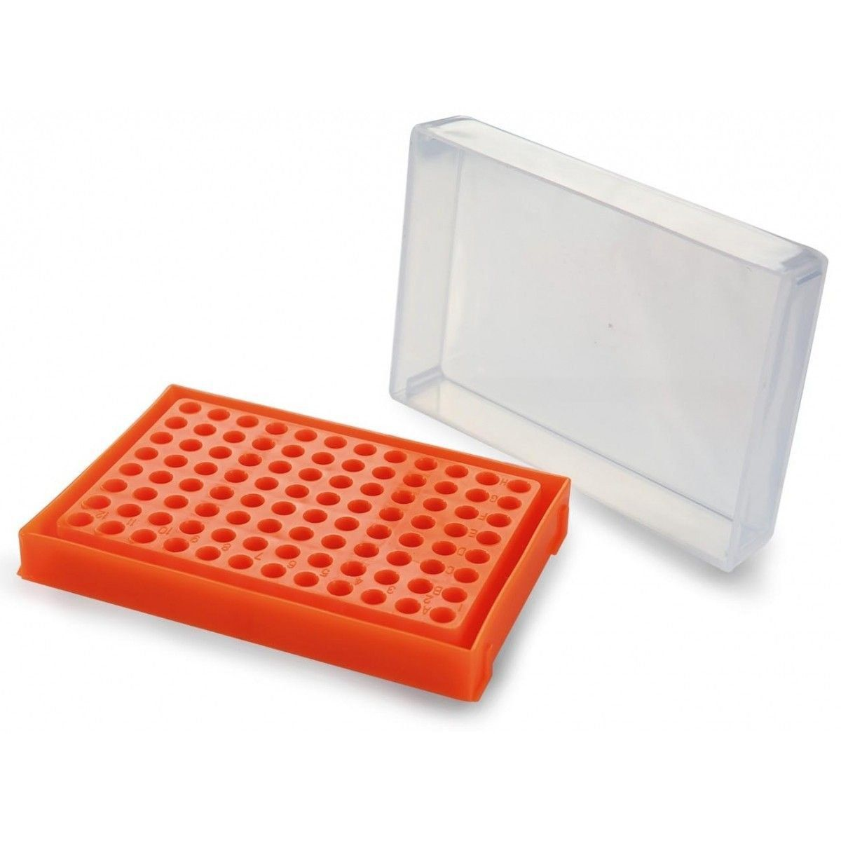 RACK ESTANTE PARA MICROTUBOS PCR 96 POÇOS K30-917 KASVI
