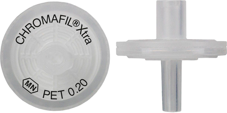 FILTRO PARA SERINGA CHROMAFIL XTRA PET 13MM 0,20UM C/100PC