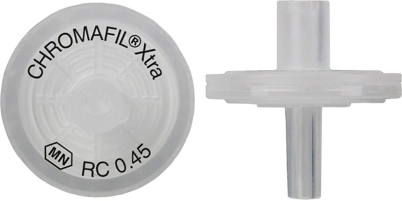 FILTRO PARA SERINGA CHROMAFIL XTRA RC 13MM 0,45UM C/100PC