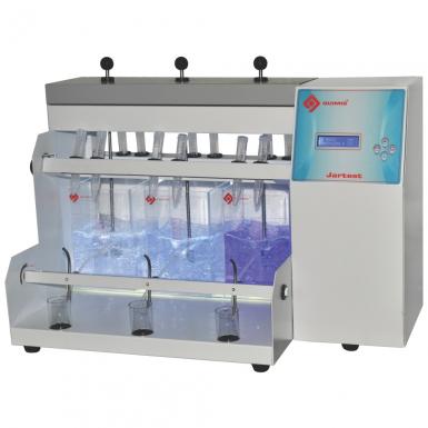 APARELHO JAR TEST DIGITAL VELOCIDADE 30-699 RPM COM DOSADOR Q305F