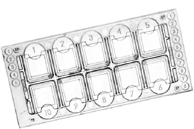 LAMINA K-CELL PACOTE COM 100 UNIDADES K27-0102 OLEN