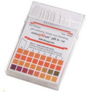 PAPEL INDICADOR PH 0-14 CX 100UN 2601300 HACH