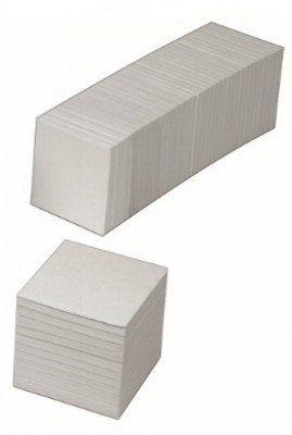 Papel para Substrato Mata Borrão 250mg 10,5x10,5cm - CX/1000 Folhas