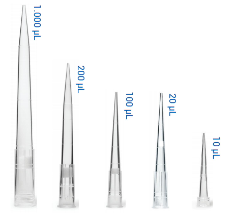 PONTEIRA PARA MICROPIPETA COM FILTRO AUTOCLAVÁVEL LIVRE DE DNA, DNASE, RNASE ENDOTOXINAS, E PIROGENIO K62 OLEN