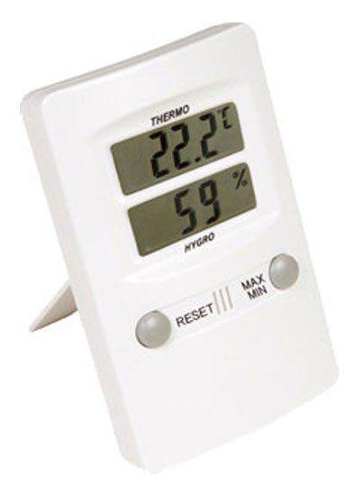 Termo-Higrômetro Digital Temperatura e Umidade Interna - INCOTERM