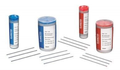 TUBO CAPILAR (MICROHEMATÓCRITO) SEM HEPARINA PACOTE COM 100 UNIDADES