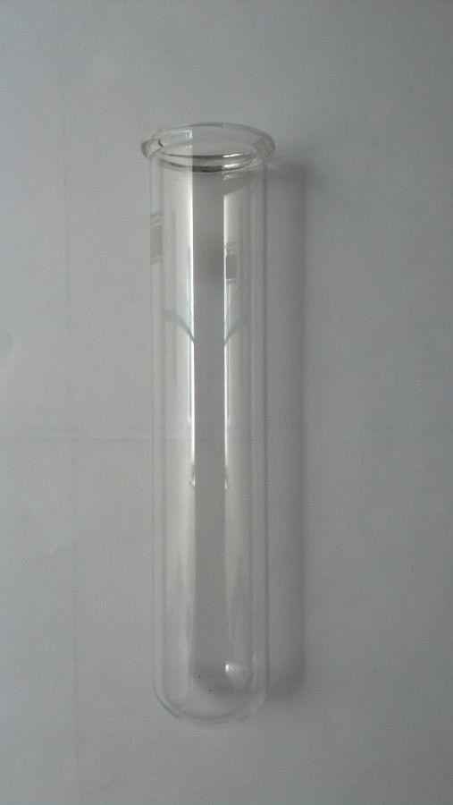 TUBO MICRO EM VIDRO BOROSILICATO COM ORLA 25X250MM  (PARA BLOCO DIGESTOR)