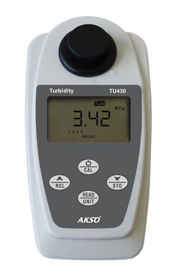 TURBIDIMETRO DIGITAL 0-1000 NTU REF TU430