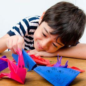 Aprendendo e ensinando geometria com origami