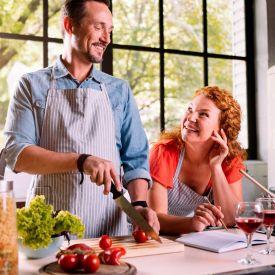 Conheça Melhor os Alimentos e Suas Técnicas de Preparo