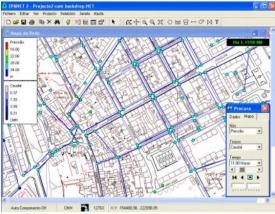 Modelagem Hidráulica de Sistemas de Condutos Forçados Utilizando o Software EPANET