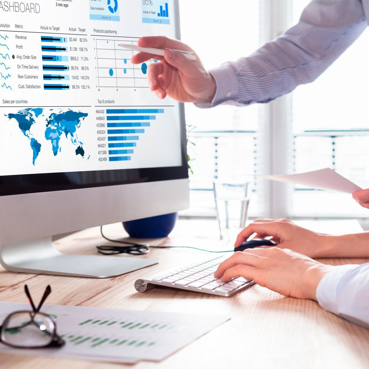 Analytics e Business Intelligence  - PUC Minas