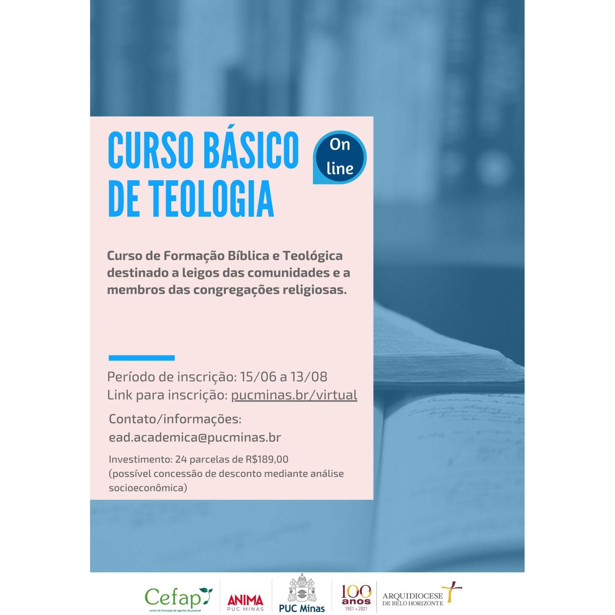 Curso Básico de Teologia  - PUC Minas