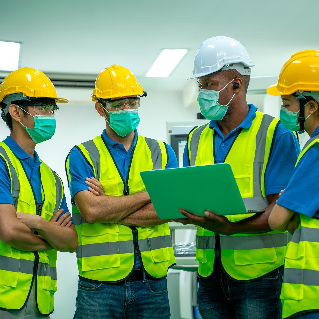 Engenharia de Higiene no Trabalho  - PUC Minas