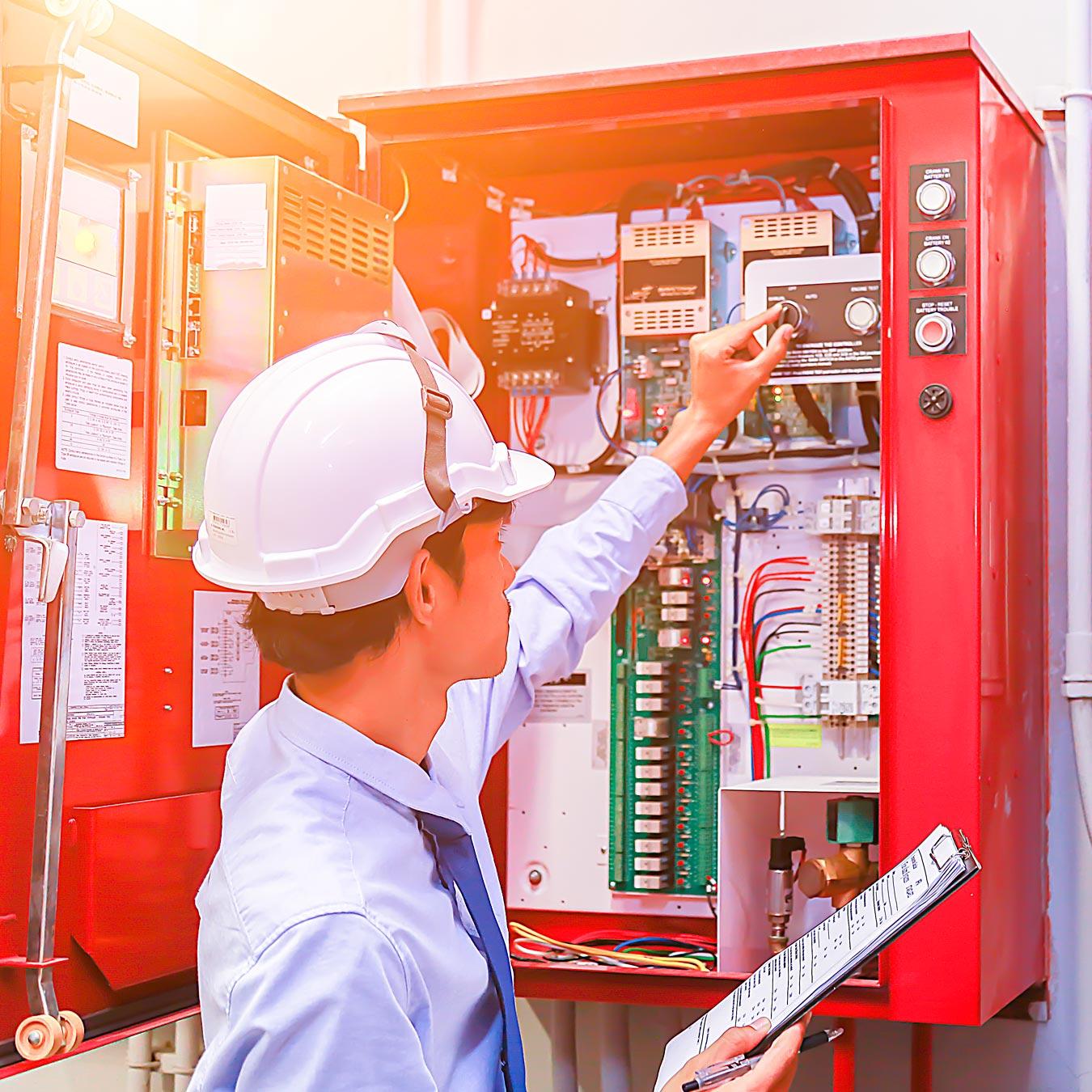 Engenharia de Prevenção Contra Incêndio  - PUC Minas