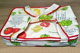 Porta Assadeira Térmica Legumes