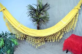 Rede  com Franja  Amarela