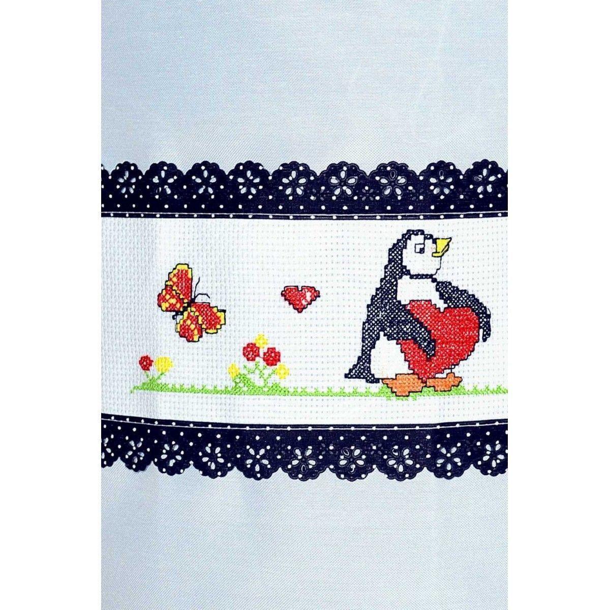 Capa Galão de Água 20 L - Pinguim