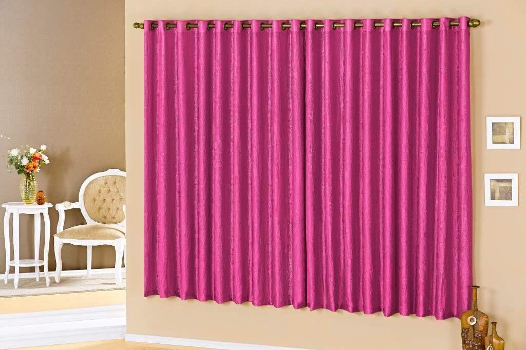 Cortina Nanda Pink