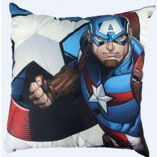 Almofada Decoração Marvel Capitão América - Zonacriativa