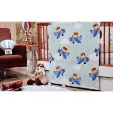 Cobertor Microfibra Toque de Seda Baby Flannel Bis - Etruria