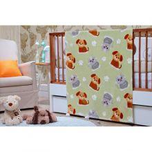 Cobertor Microfibra Toque de Seda Baby Flannel Pets - Etruria