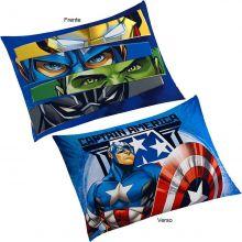 Fronha Infantil para Travesseiro Avengers - Lepper