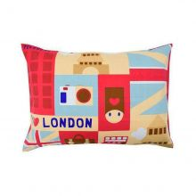 Fronha Infantil para Travesseiro London - Lepper