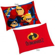 Fronha Infantil para Travesseiro Os Incríveis 2 - Lepper