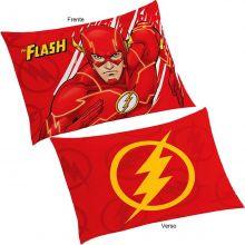 Fronha Infantil para Travesseiro The Flash - Lepper