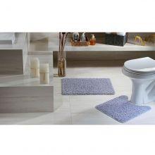 kit Para Banheiro Natura High 2 Peças Cinza - Oásis