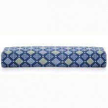 Lençol Avulso Casal Royal, 100% Algodão, Lian Azul - Santista