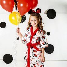 Roupão Felpudo Infantil Minnie - Lepper