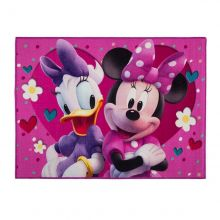 Tapete Infantil Disney Minnie 1,10m x80cm - Corttex