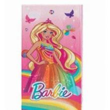 Toalha Banho Felpuda Barbie - Lepper