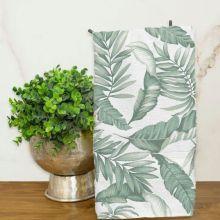 Toalha Banho Felpuda Garden Linus Verde - Buettner