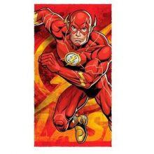 Toalha Banho Felpuda Liga da Justiça Flash - Lepper