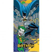 Toalha de Banho Felpuda Personagem Batman modelo 03- Lepper