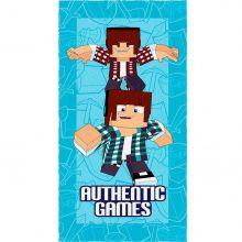 Toalha de Banho Felpuda Authentic Games - Lepper