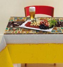 Toalha de Mesa Gourmet 1,40m x 1,40m - Lepper