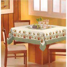 Toalha de mesa Bella Mesa 1,40m x 1,40m Borboletas- Raner