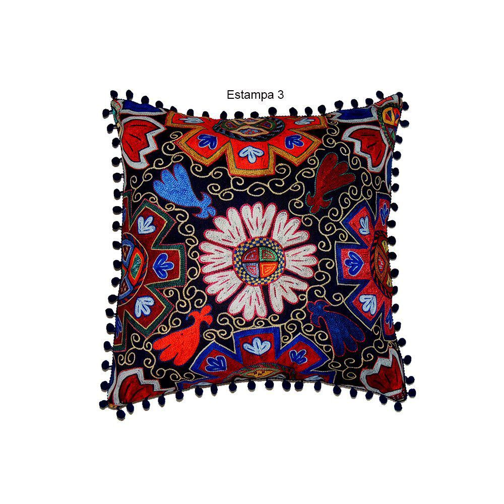 Capa para Almofada Hippie Chic - Rozac