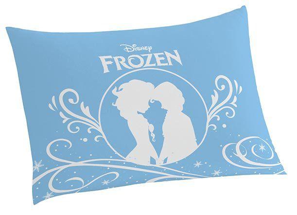 Fronha Infantil para Travesseiro Frozen Sisters- Lepper