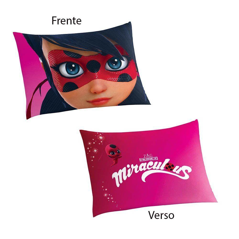 Fronha Infantil Para Travesseiro Ladybug - Lepper