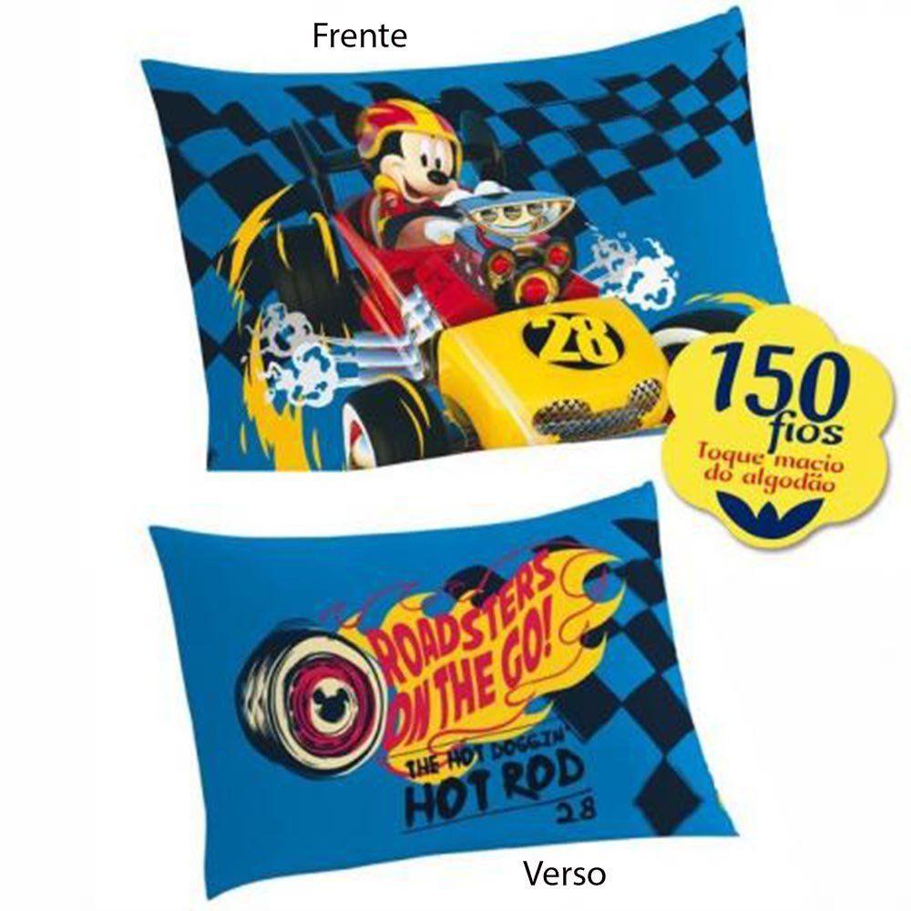 Fronha Infantil para Travesseiro Mickey - Lepper